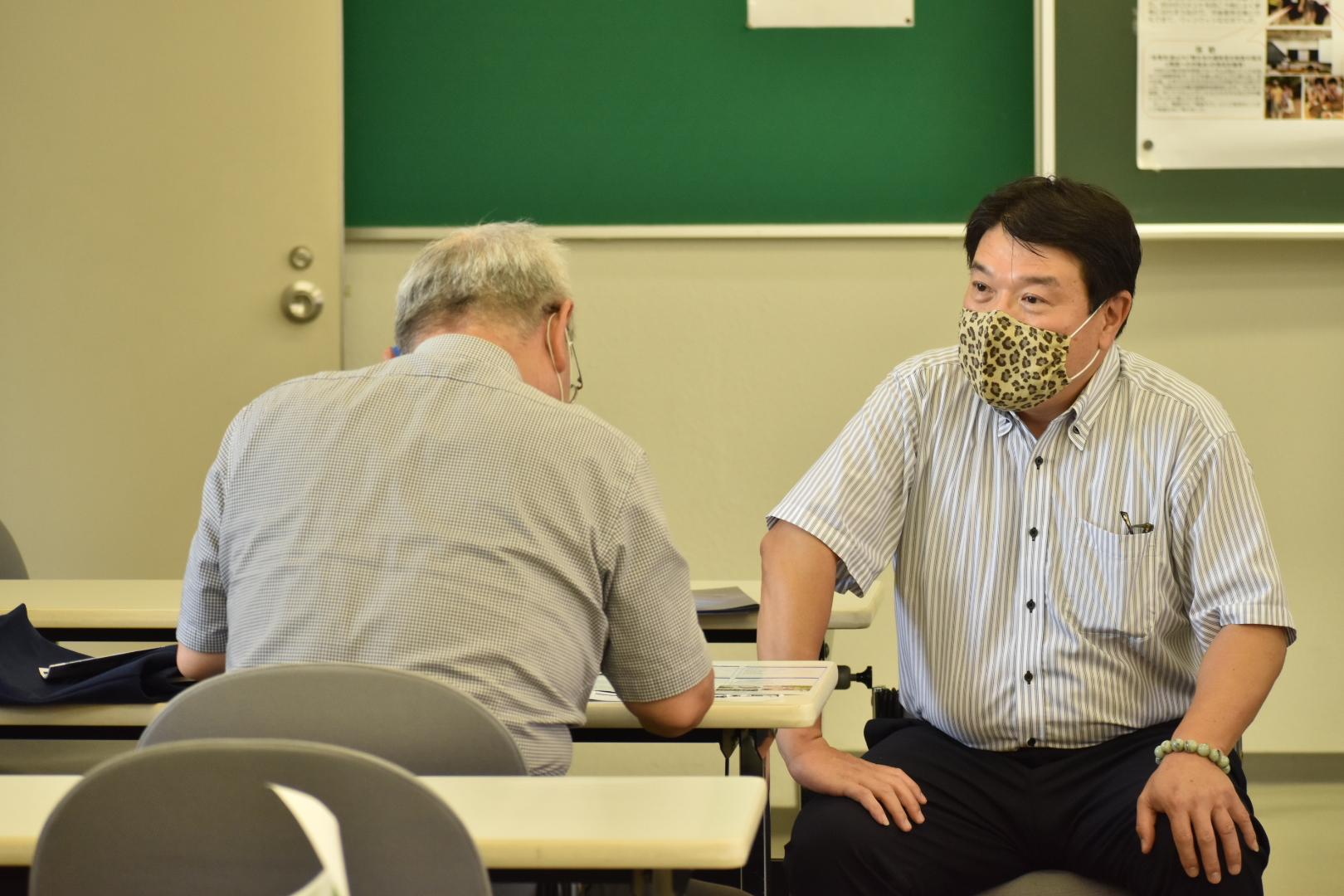 6月27日♪大学院の相談